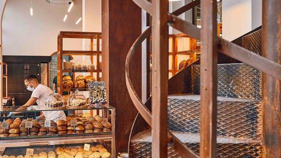 A padaria Gleba vai poder encontrar 20 tipos diferentes de pão no Mercado de Campo de Ourique