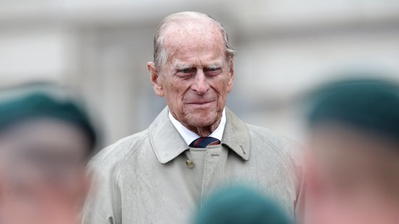 O príncipe Filipe morreu em abril com 99 anos