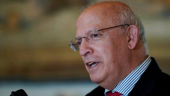 """O ministro dos Negócios Estrangeiros argumentou que """"norte-americanos, britânicos e europeus são os parceiros mais próximos"""