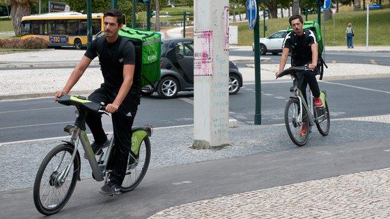 A Rede de Bicicletas Partilhadas de Lisboa tem atualmente 96 estações em operação, num total de cerca de 1.800 docas para bicicletas e mais de 900 bicicletas para utilização