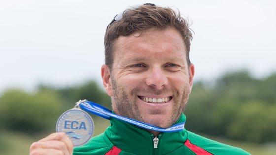 João Ribeiro já se tinha sagrado vice-campeão europeu este ano em Poznan, conseguindo agora a primeira medalha em Mundiais em K1