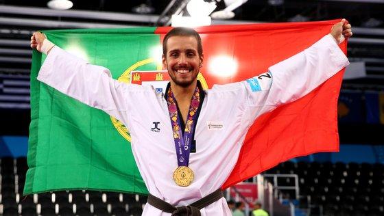 Rui Bragança almeja uma medalha em Tóquio depois de ter conquistado uma medalha de bronze nos últimos Europeus