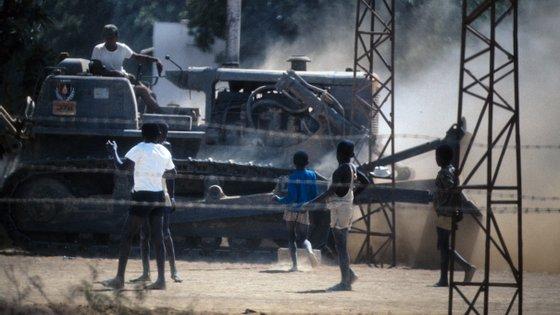 Já não é a primeira vez que o Estado Islâmico ataca de surpresa partes do sul de África