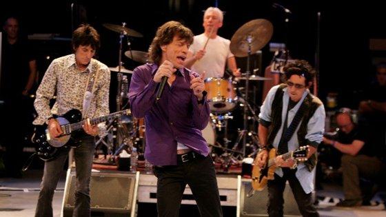 Os Rolling Stones iniciaram, na segunda-feira, em Oslo, uma nova digressão europeia
