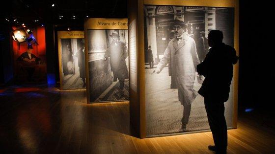 A exposição quer mostrar os laços entre o escritor português e os seus contemporâneos espanhóis.
