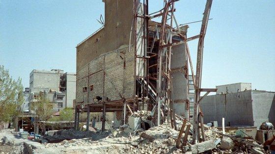 Os responsáveis do Exército norte-americano querem melhorar as capacidades dos serviços de informação iraquianos.