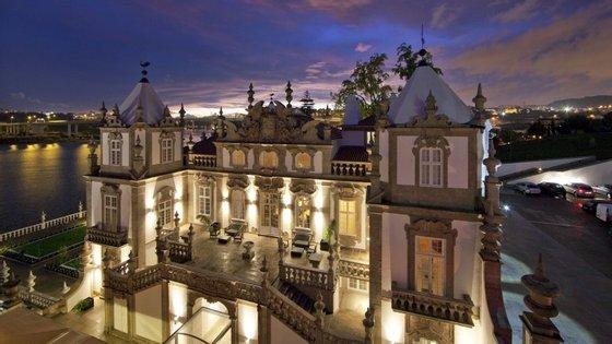 A  Pousada do Porto, Freixo Palace Hotel foi inaugurada em 2009