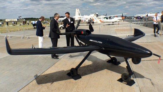 Drone AR5 da Tekever