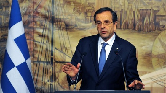Samaras pode fazer cair o governo se não houver consenso sobre o próximo Presidente.