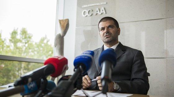 O advogado Cristóvão Costa Carvalho representa a Tecnoforma