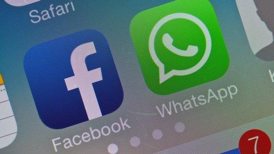 WhatsApp foi comprado pelo Facebook em 2014