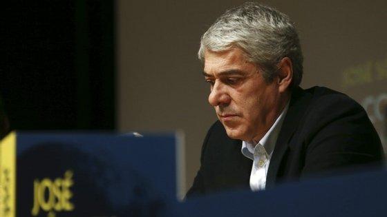 """Carlos Santos Silva seria """"uma espécie de fiel depositário de montantes"""" de José Sócrates, segundo o procurador"""