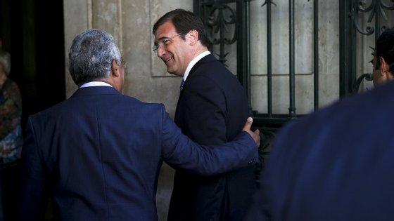 Depois da reunião com o primeiro-ministro, na semana passada, Costa defendeu a necessidade de dialogar e construir consensos