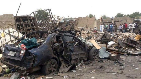 Mais de 400 pessoas terão ficado feridas na sequência do atentado, em Kano, na Nigéria