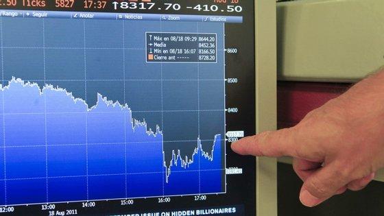 Juros da dívida portuguesa sobem