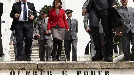 Os Pupilos do Exército foram visitados este ano pela secretária de Estado da Defesa, Berta Cabral