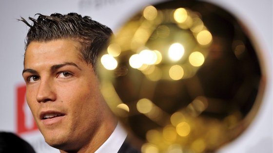 Cristiano Ronaldo é apontado por Buffon como o candidato à Bola de Ouro
