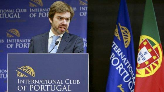 João Almeida declarou que os CDS-PP quer melhorar a comunicação