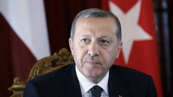 Reçep Erdogan, Presidente da Turquia