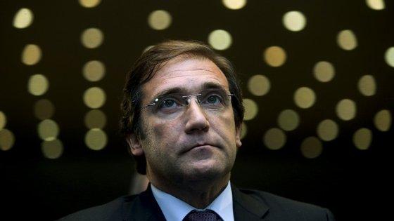 Passos Coelho disse que 2014 é um ano de transição de recuperação económica assinalável