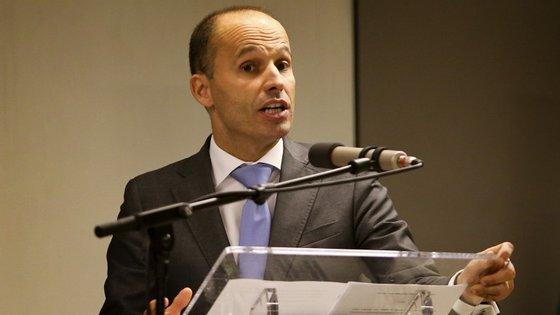 O ministro da Solidariedade, Emprego e Segurança Social, Pedro Mota Soares