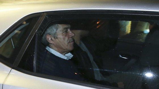 João Perna estava preso na cadeia anexa à Polícia Judiciária