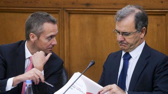 """""""Queremos uma TAP mais forte"""", afirmou Sérgio Monteiro"""