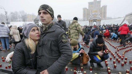 Iniciou nova trégua a leste da Ucrânia