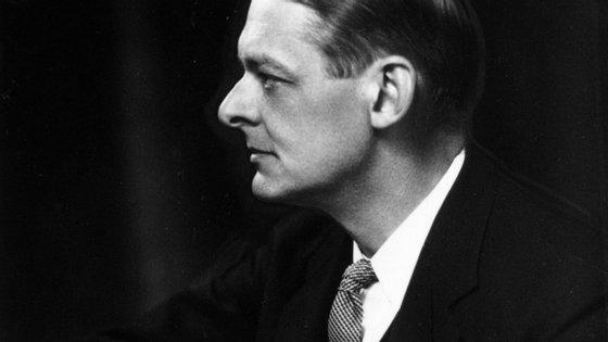 T.S. Eliot recebeu o Prémio Nobel da Literatura em 1948