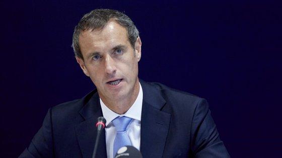 Rob Wainwright é diretor da Europol desde 2009