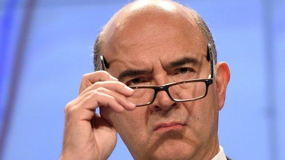 Pierre Moscovici é o novo Comissário Europeu para os Assuntos Económicos e Monetários.