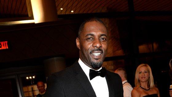 Idris Elba, de 42 anos, apontado como o sucessor de Daniel Craig na saga 007