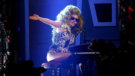 Lady Gaga partilhou o momento traumático num programa de rádio