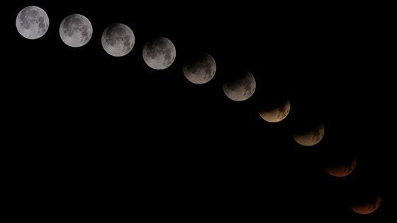 Lua vai estar cheia a 5 de janeiro