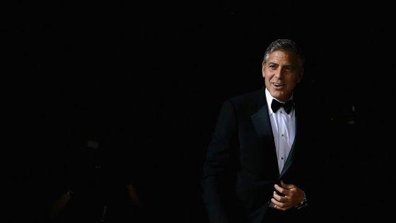 George Clooney é um grande fã da série