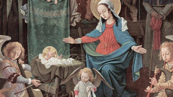 A palavra que descreve o local de nascimento e a última ceia de Cristo é a mesma