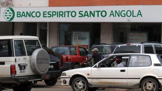 Angola retirou a garantia depois da resolução aplicada ao BES