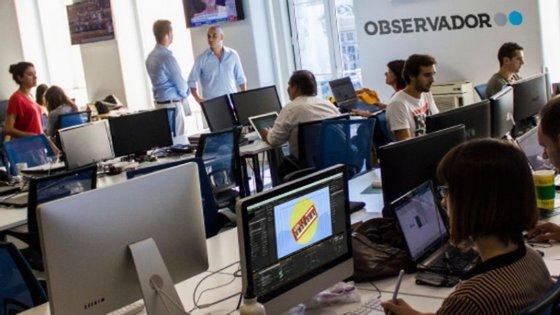 O Observador cumpriu recentemente seis meses de atividade