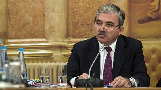 Amílcar Morais Pires, ex-administrador financeiro do BES e administrador não executivo da PT que acompanhou a fusão da PT/Oi