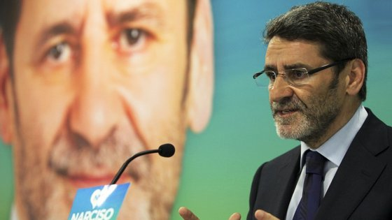 Miranda foi presidente de Câmara de Matosinhos pelo PS