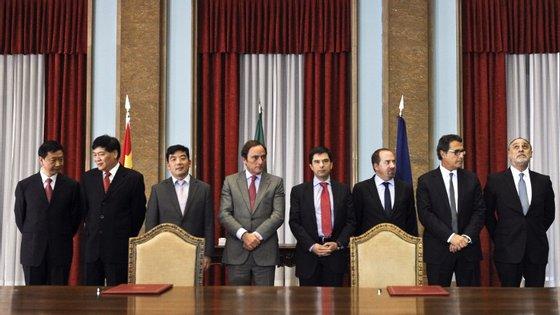 A venda da EDP aos chineses da China Three Gorges respondeu a uma das primeiras exigências da troika