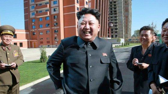 Embora seja o seu único aliado em todo o mundo, a Coreia do Norte não avisou a China que ia fazer um teste com uma bomba de hidrogénio
