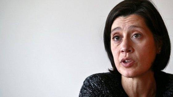 """""""Há alguma capacidade de isolamento para evitar que os fenómenos de contágio se alastrem"""", considera Cristina Casalinho"""