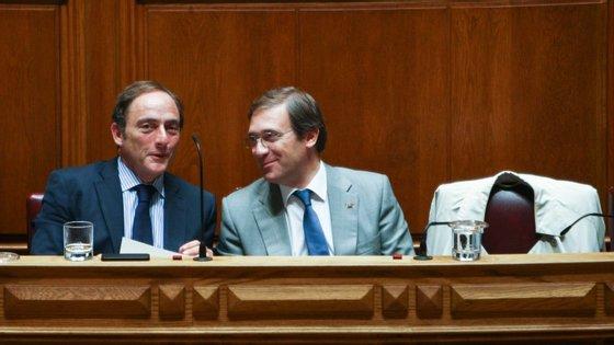 A legislatura está quase a acabar e a reforma do Estado ainda não foi concluída