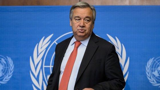 Guterres é alto comissário para os refugiados desde 2005