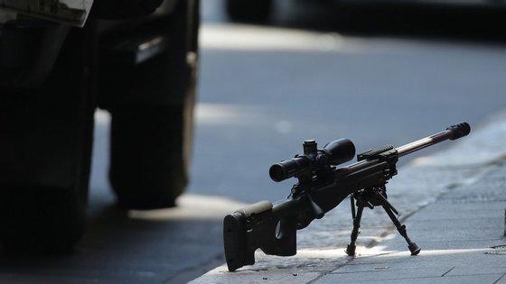 O armamento que provocou a morte de 17 pessoas custou entre 5.000 e 7.000 euros