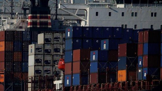 Desaceleração no ritmo das exportações foi influenciada pela evolução do comércio extracomunitário