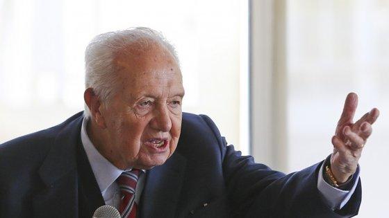 """Mário Soares acredita que vivemos tempos de """"esperança"""""""