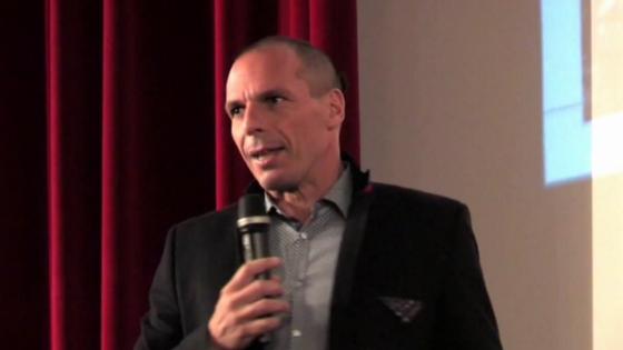 """Yanis Varoufakis é um duro, mas garante não adotar um """"estilo conflituoso"""" em Bruxelas."""