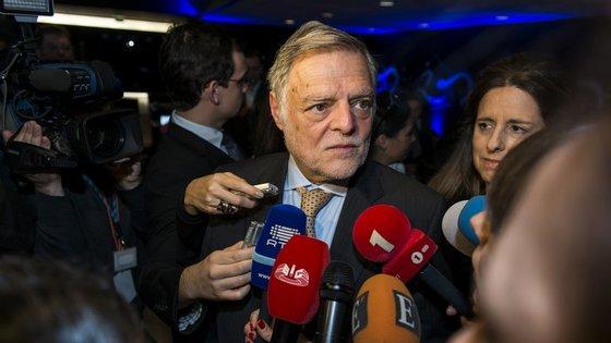João Mello Franco, presidente da PT SGPS, avisa acionistas para consequências de desfazer fusão com Oi